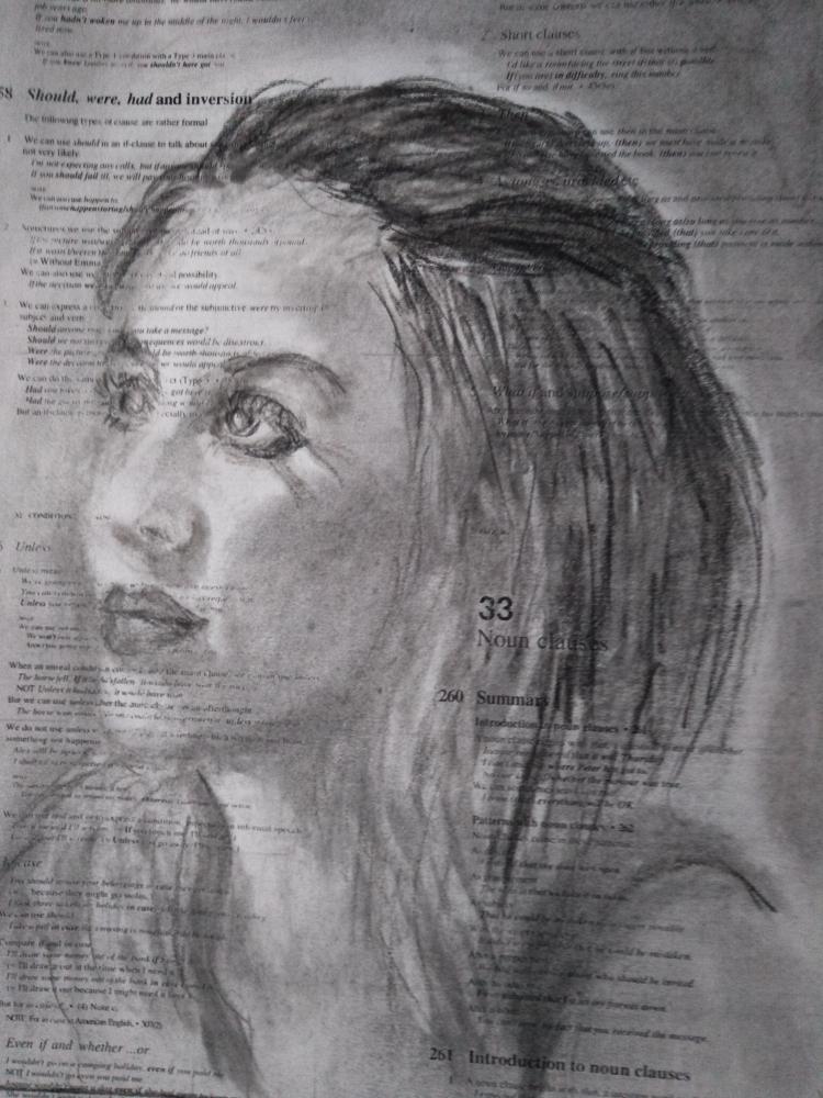 Jessica Alba by Mithu